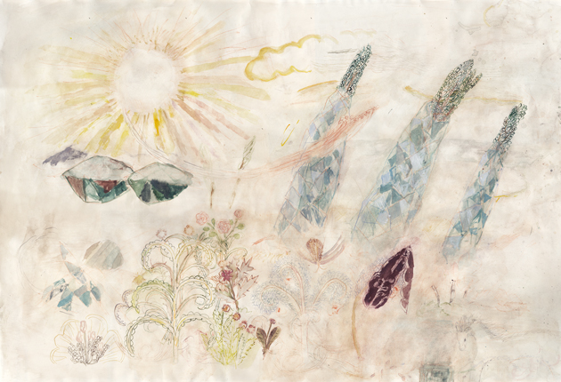 The Fleeting Veils - Whistling of The Epistle no.1 In The Spring / つかのまのとばり-書簡の笛 no.1春
