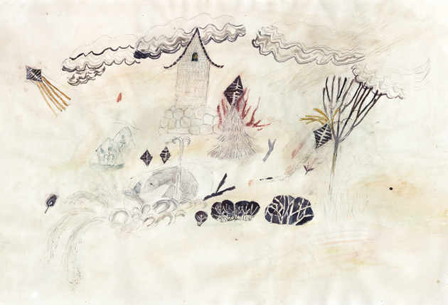 The Fleeting Veils - Whistling of The Epistle no.4 In The Winter / つかのまのとばり-書簡の笛 no.4 冬